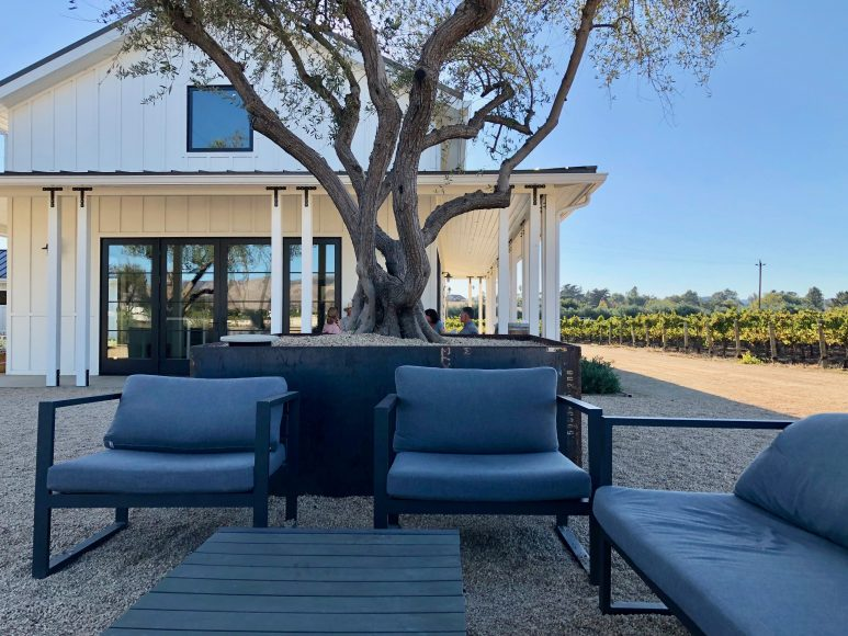 All your modern farmhouse and wine goals come true at Biddle Ranch Vineyard.