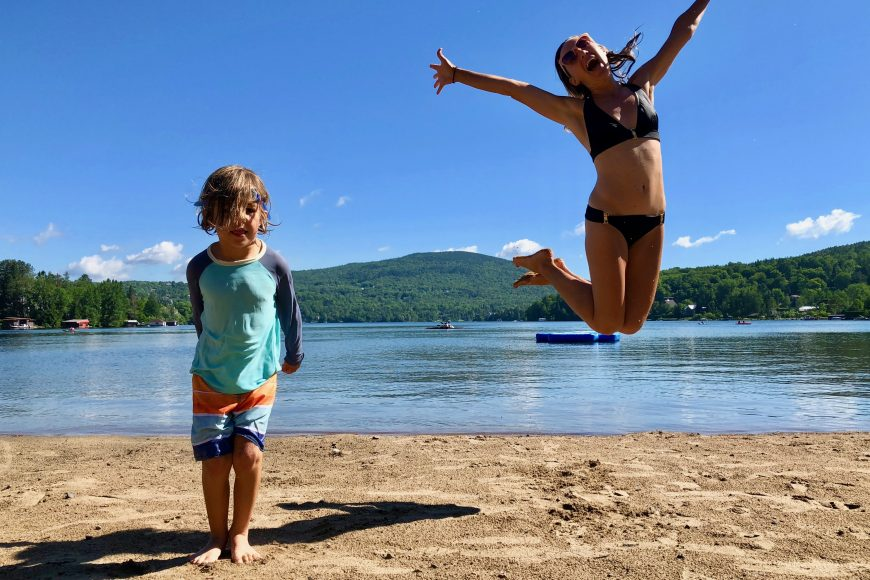 Jumpin' for joy: But how do we really feel about it?