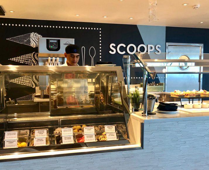 We all scream for Scoops ice-cream. {Photo: Kerry Cushman}