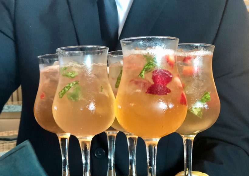 Craft cocktails and superb service. Yes, please. {Photo: Kerry Cushman}