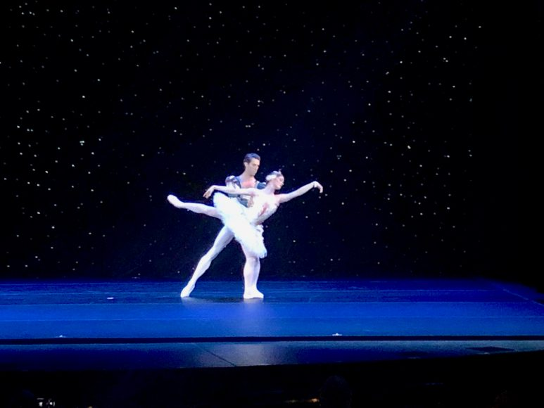 The beautiful American Ballet Theatre aboard Celebrity Summit. {Photo: Kerry Cushman}